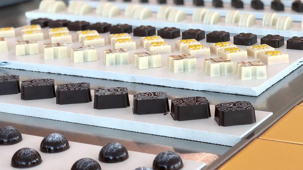 corso pralineria e cioccolateria base