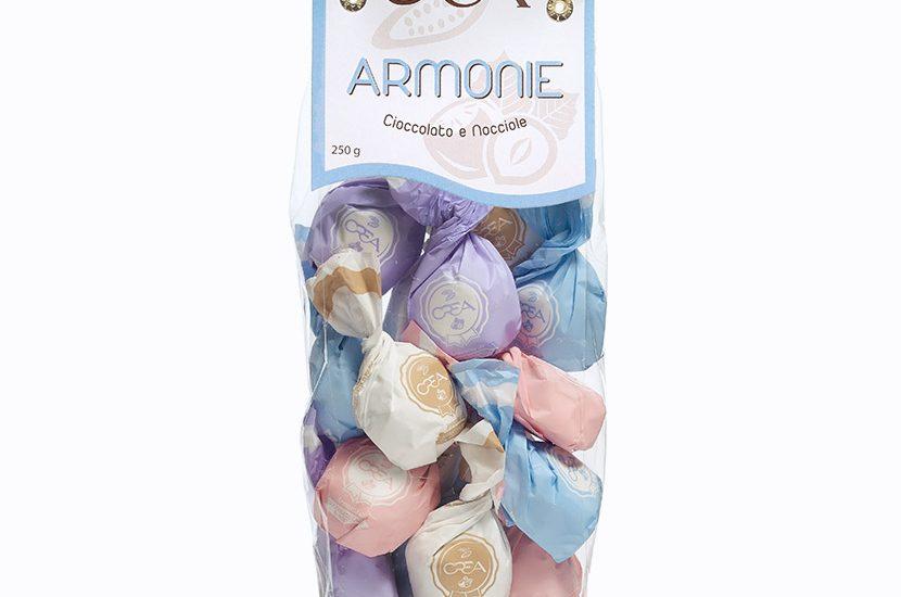 armonie cioccolato e nocciola
