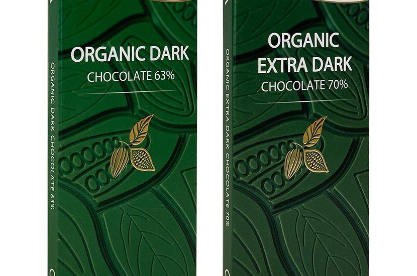 tavolette cioccolato biologico